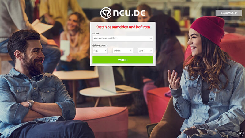 Kostenlose dating-apps in europa