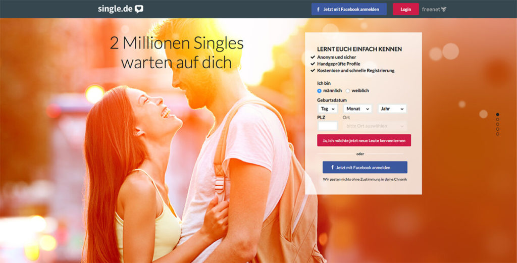 Ist single.de kostenlos